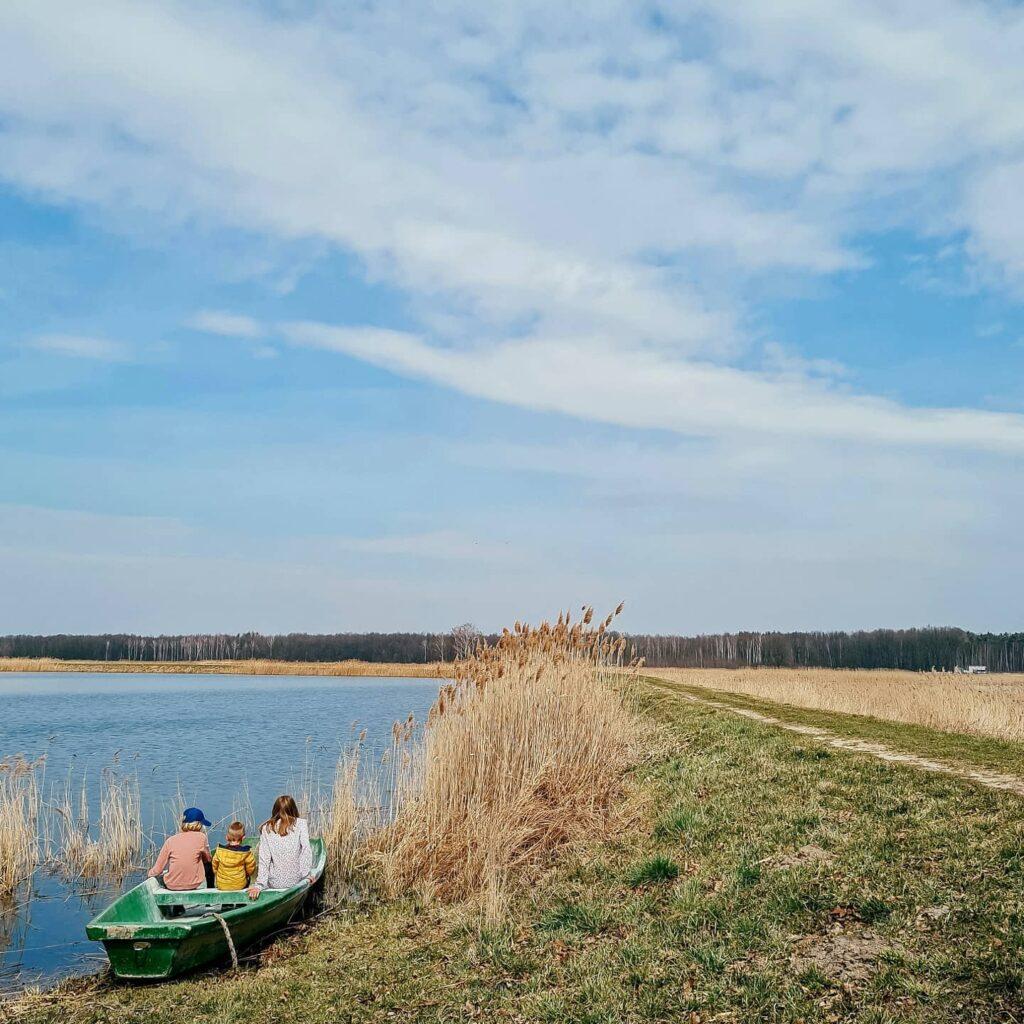 wodna osada Grzegorzewice