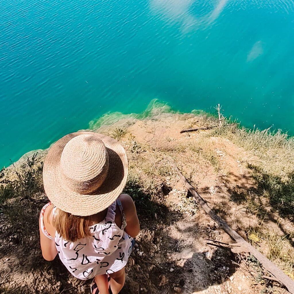 Jezioro Wapienniki
