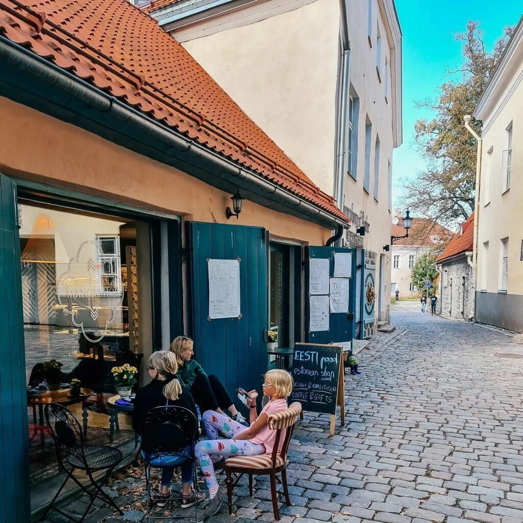 Tallin Górne Miasto