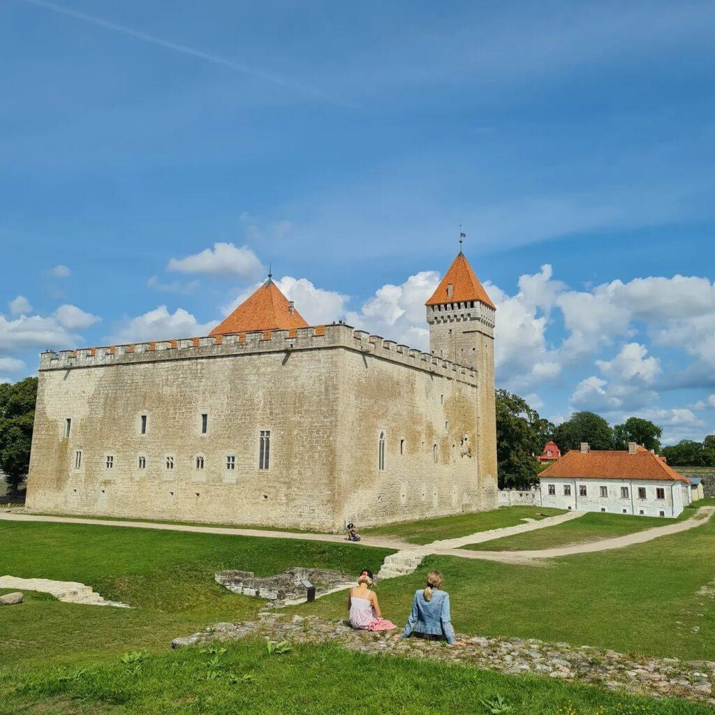 Saaremaa zamek