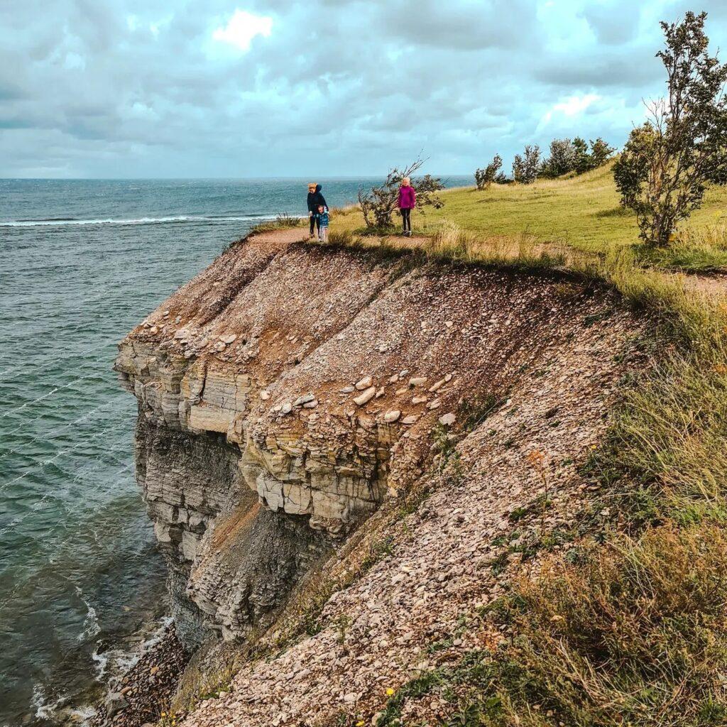 Saaremaa klify