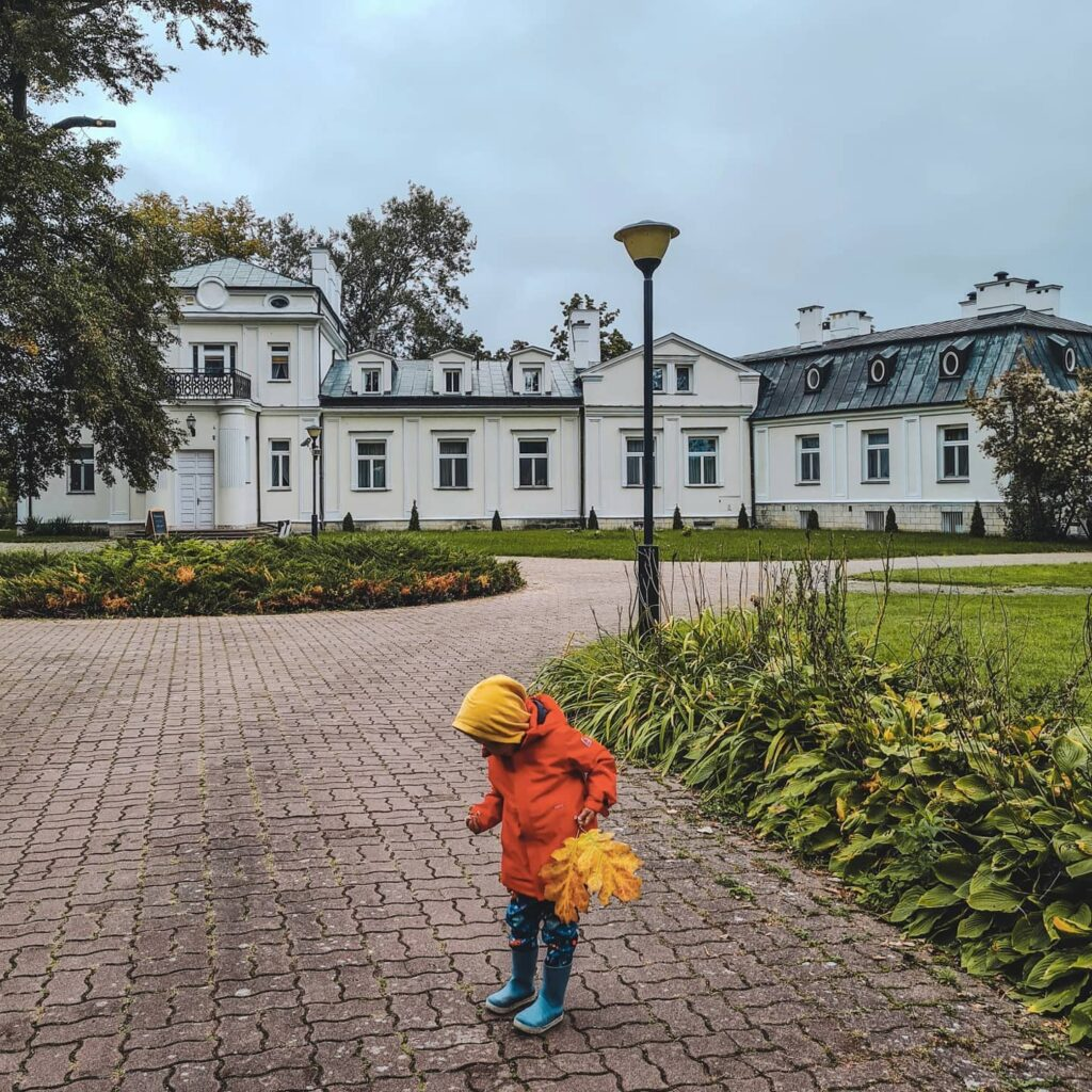 pałac Ślężany